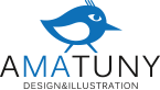 Amatuny: Design&Illustration